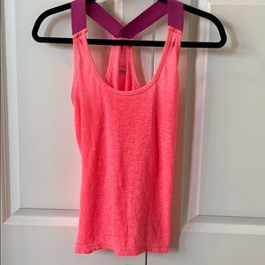 Old Navy pink active tank